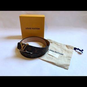 Louis Vuitton Monogram Belt 110/44